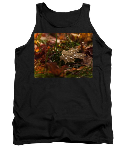 Tank Top featuring the photograph Sparkling Gems by Cheryl Baxter