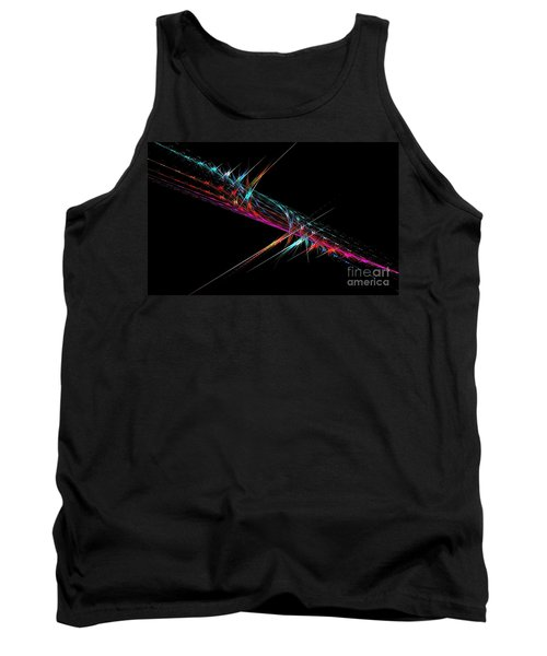 Sparks Tank Top by Greg Moores