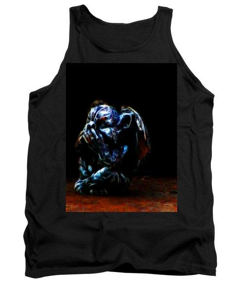 Speak No Evil Gargoyle Tank Top