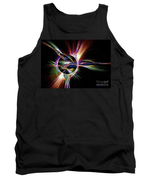 Spin Cycle Tank Top by Greg Moores