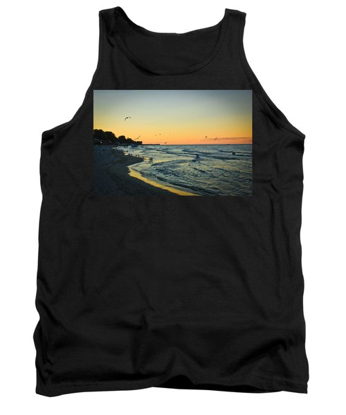 Tank Top featuring the photograph Spirit's Journey by Sara Frank