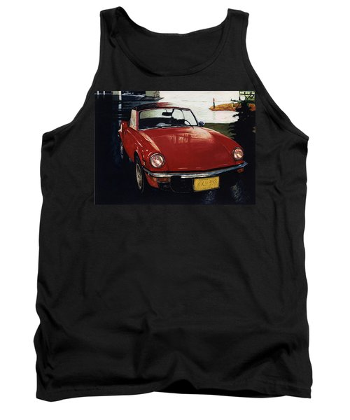Spitfire By Night Tank Top