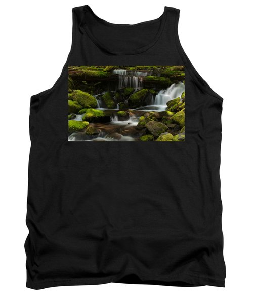 Spotlights Tank Top