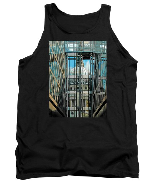 St Pauls Compressed Tank Top
