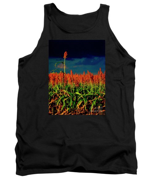 Stand Up And Sing Tank Top by Joe Jake Pratt