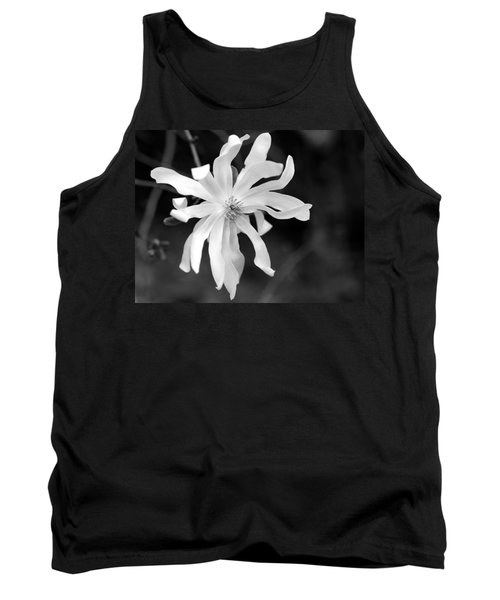 Star Magnolia Tank Top by Lisa Phillips