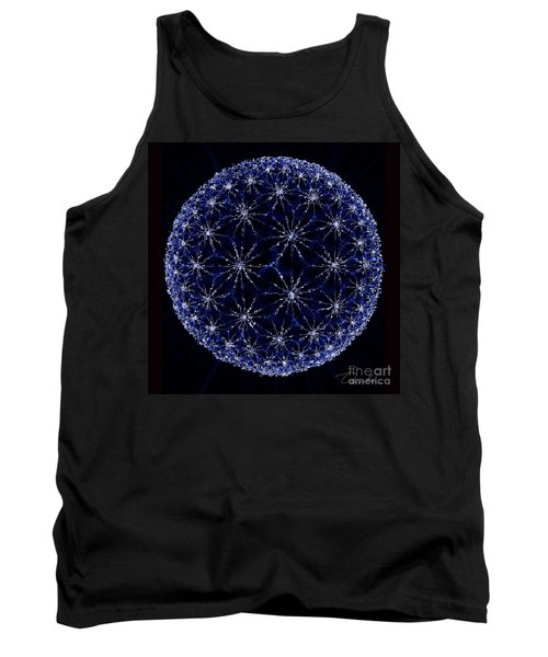 Starry Night Tank Top by Danuta Bennett