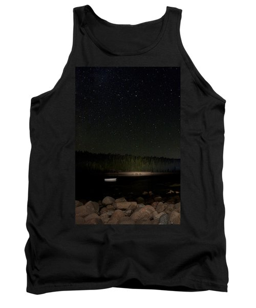 Stars Over Otter Cove Tank Top