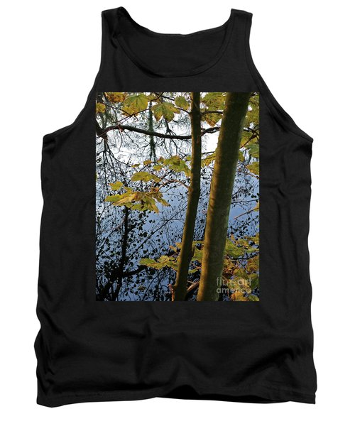 Still Waters In The Fall Tank Top