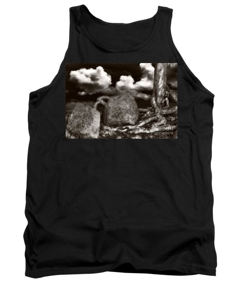 Stones And Roots Tank Top by Ari Salmela