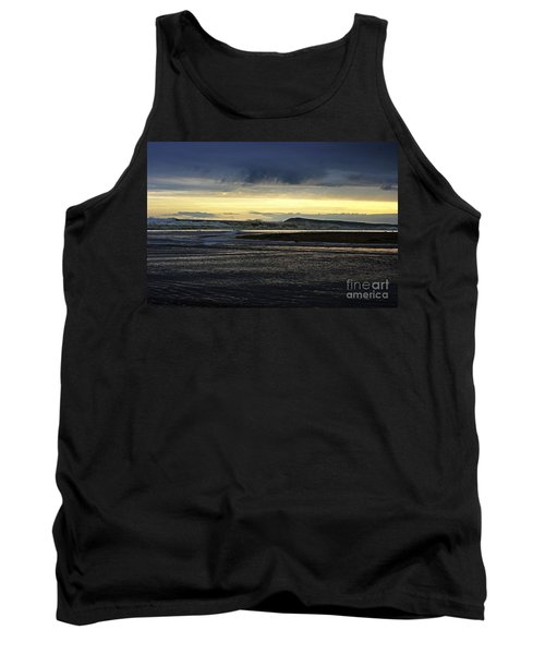 Tank Top featuring the photograph Stormy Morning 2 by Blair Stuart