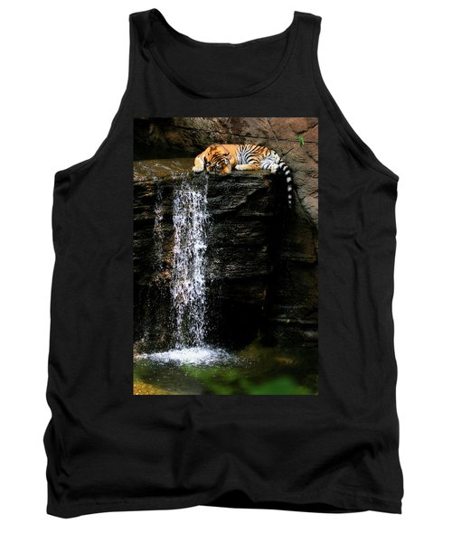 Strength At Rest Tank Top