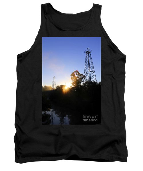 Sunrise On The Sabine Tank Top