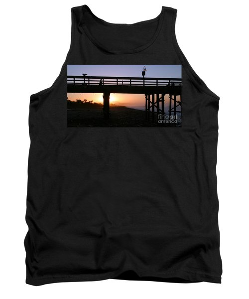 Sunrise Pier Ventura Tank Top