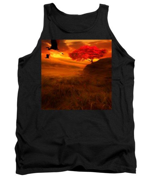 Sunset Duet Tank Top