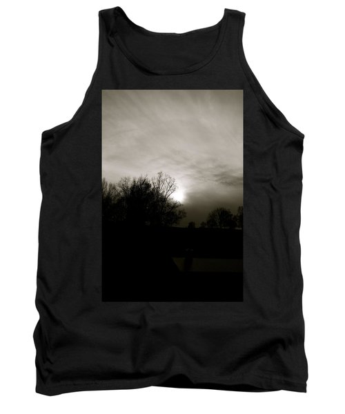 Sunset Tank Top by Kume Bryant