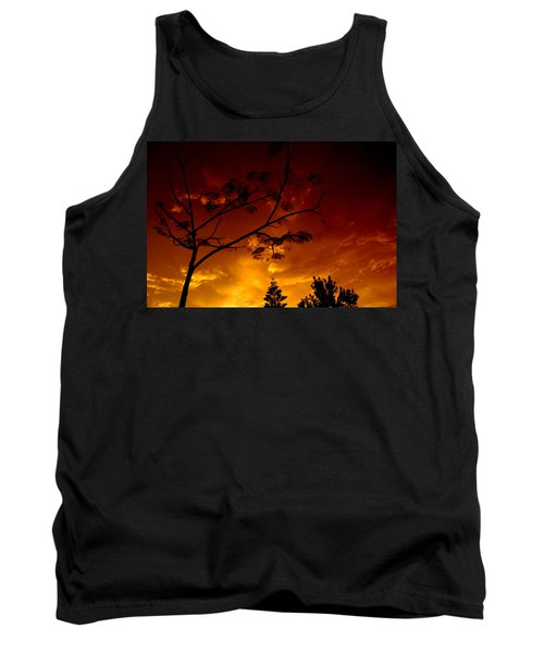 Sunset Over Florida Tank Top