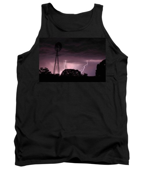Super Storm Tank Top by Linda Unger