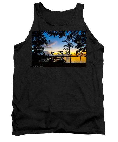 Swing Silhouette  Tank Top