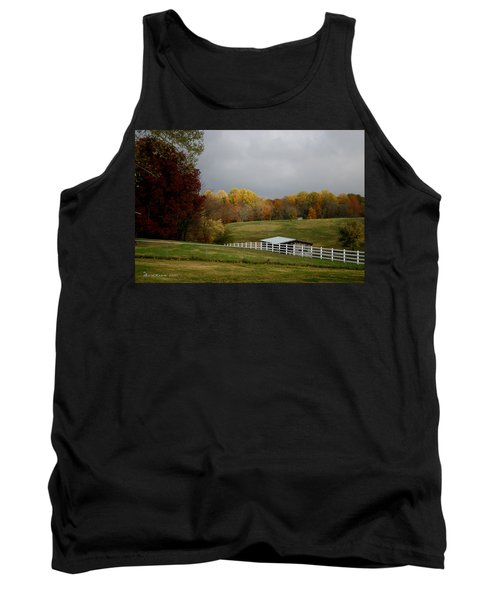 Tank Top featuring the photograph Take A Deep Breath by EricaMaxine  Price