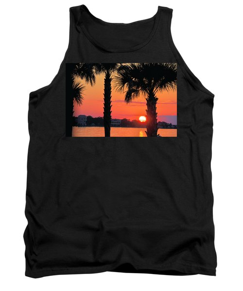 Tangerine Dream Tank Top by Jan Amiss Photography