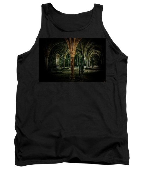 Tank Top featuring the photograph The Crypt by Chris Lord