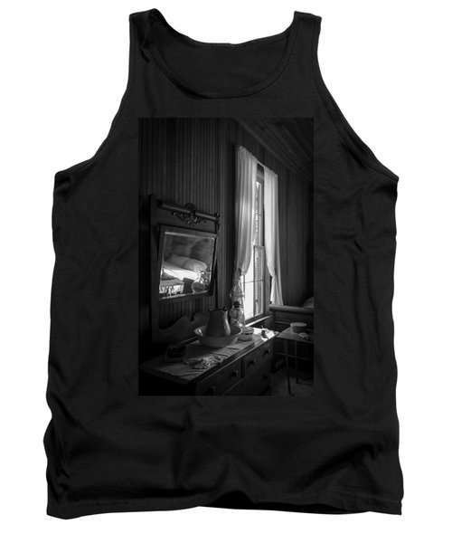 The Empty Bed Tank Top
