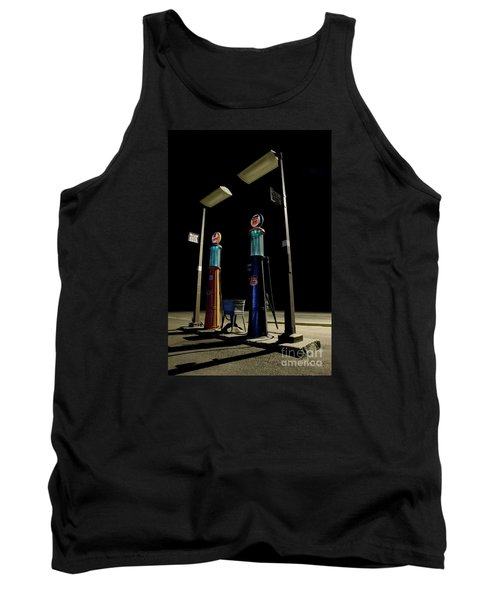 Tank Top featuring the photograph The Forgotten Faithful by Keith Kapple