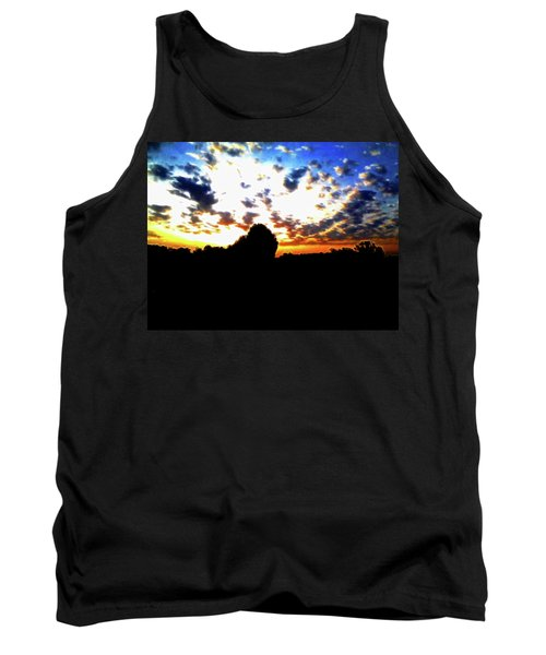 The Gift Of A New Day Tank Top