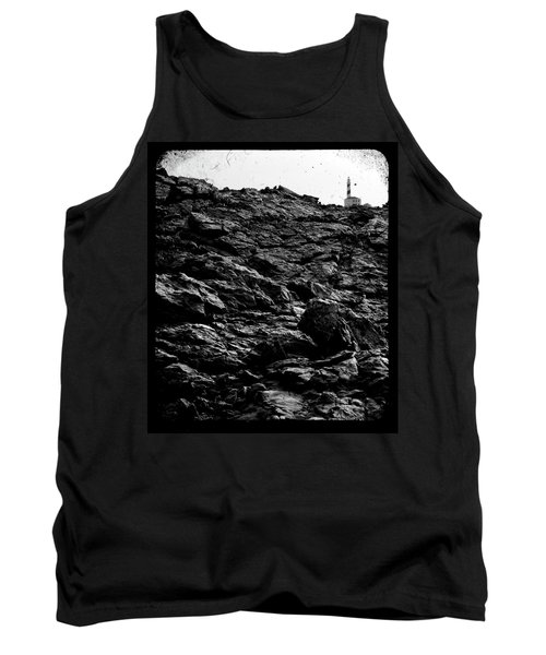 Tank Top featuring the photograph The Lighthouse1 by Pedro Cardona
