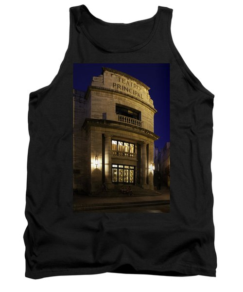 Tank Top featuring the photograph The Meeting Place by Lynn Palmer