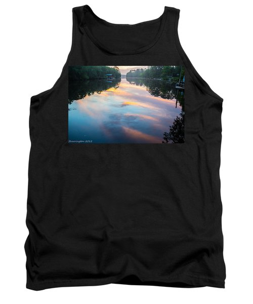 The Mirror Tank Top