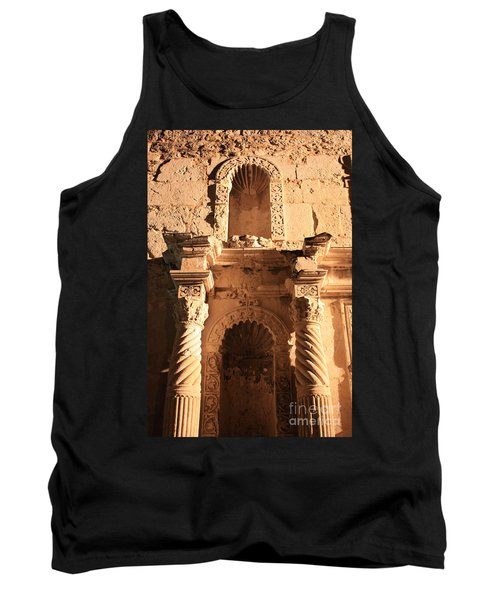 The Mission Awaits Tank Top