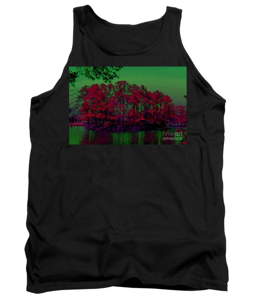 The Red Forest Tank Top