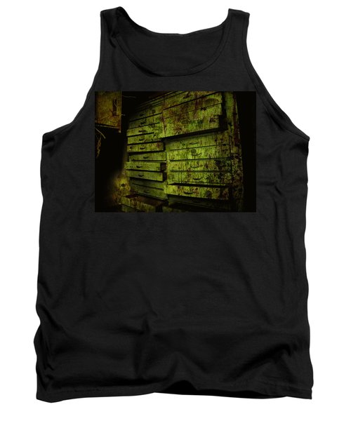 The System Tank Top