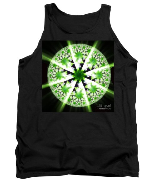 The Vision Of The Healer Tank Top