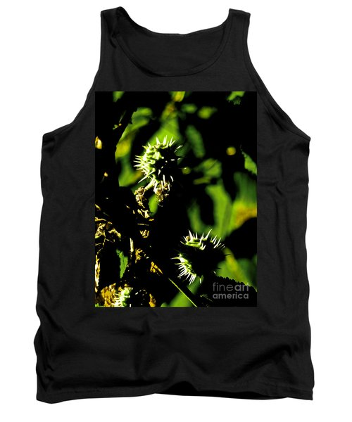 Tank Top featuring the photograph Touched By The Late Afternoon Sun by Steve Taylor