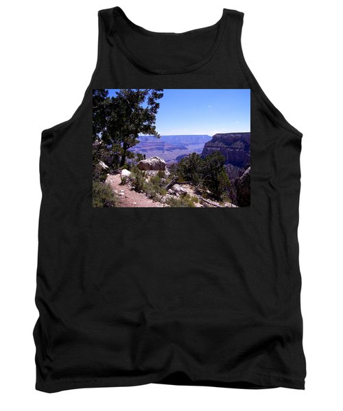 Trail To The Canyon Tank Top