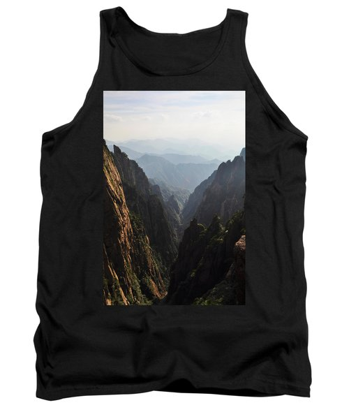 Valley In Huangshan Tank Top