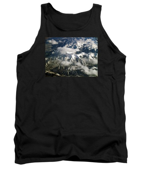 View From Above Tank Top