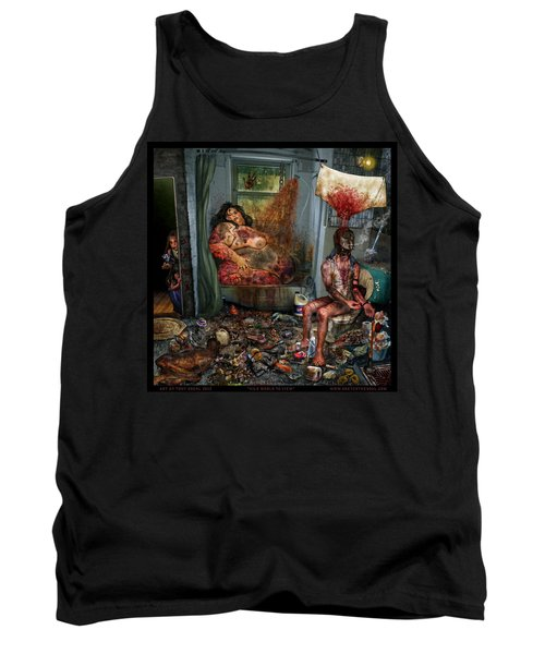 Vile World To View Tank Top by Tony Koehl