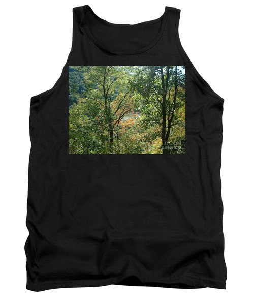 Virginia Walk In The Woods Tank Top
