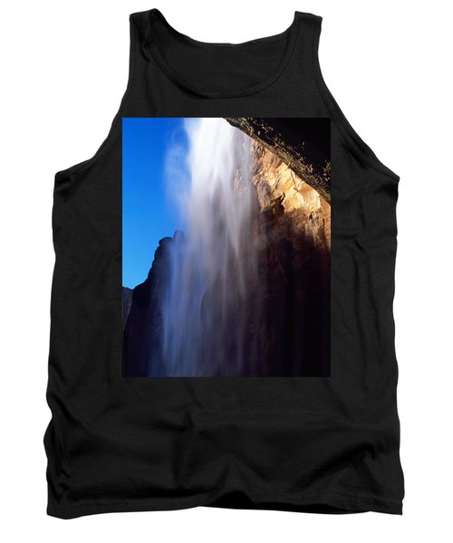 Weeping Rock Waterfall Tank Top