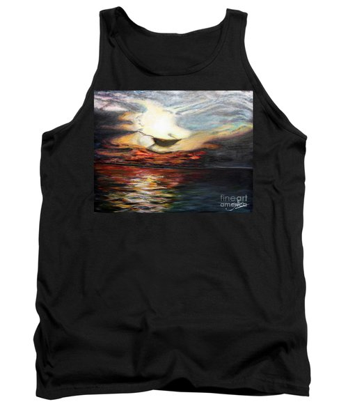 What Dreams May Come.. Tank Top by Jolanta Anna Karolska