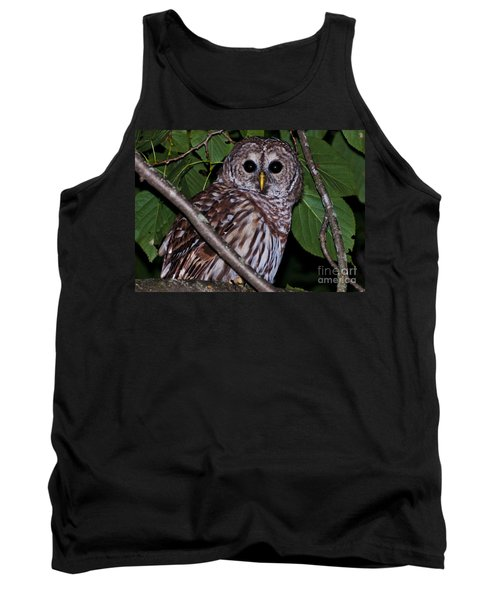 Who Are You 2 Tank Top by Cheryl Baxter