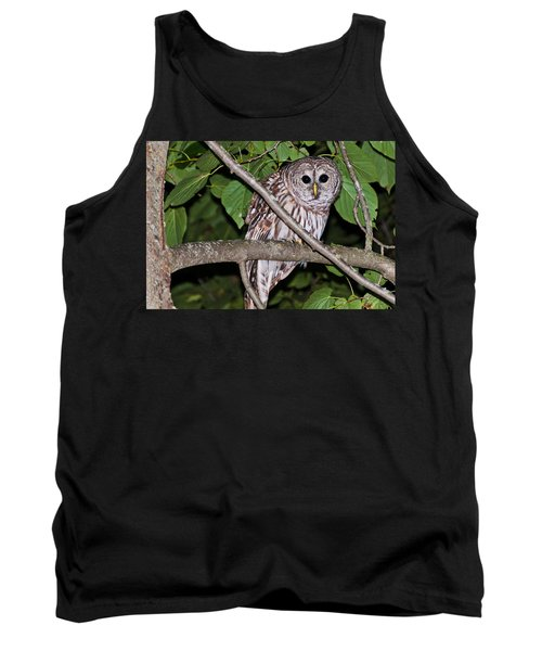 Tank Top featuring the photograph Who Are You Looking At by Cheryl Baxter