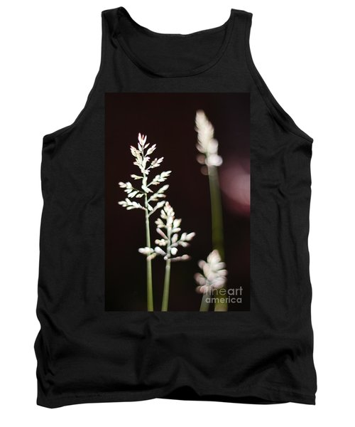 Tank Top featuring the photograph Wild Grass by Andy Prendy