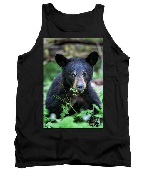 Wildflower Bear Tank Top