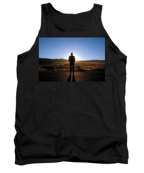 William Flocken Tank Top