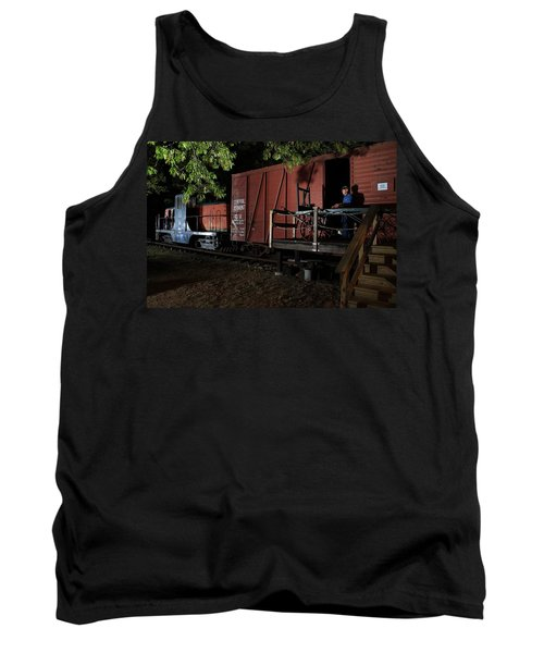 Working On The Railroad 2 Tank Top